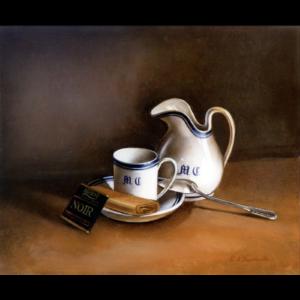 Peinture à l'huile N°12